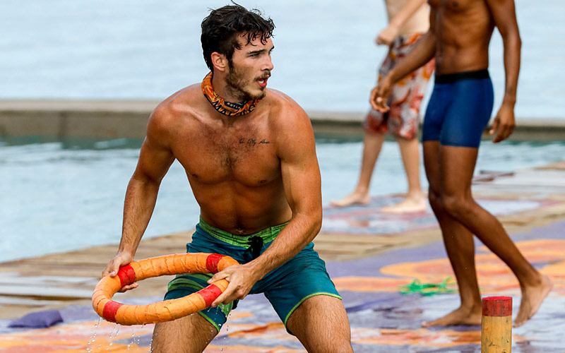 Survivor Ghost Island, Michael Yerger, episode 7 reward challenge