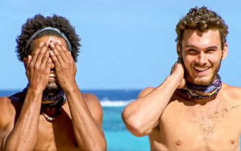 Survivor Ghost Island, Wendell Holland and Michael Yerger