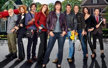 Trading Spaces season nine designers