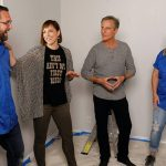 Doug Wilson on episode one of Trading Spaces, from the twist to ceiling fans