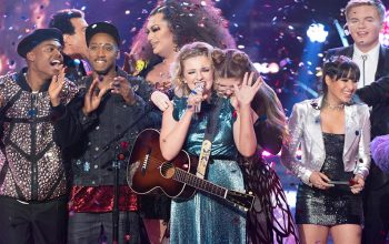 Brief thoughts about American Idol's charming finale