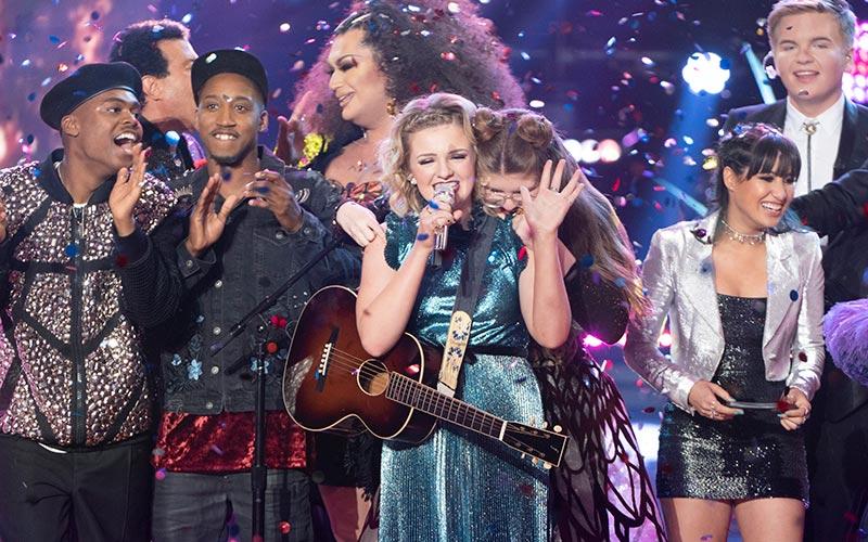 American Idol season 16 finale, Maddie Poppe