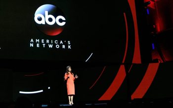 ABC Entertainment President Channing Dungey, ABC upfronts 2018