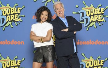 Double Dare, Liza Koshy, Marc Summers