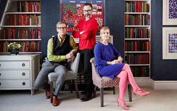The Great Interior Design Challenge, Daniel Hopwood, Tom Dyckhoff, Sophie Robinson