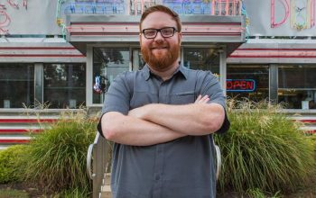 Josh Denny, Ginormous Food, Food Network