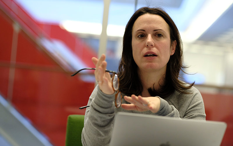 Maggie Haberman, The New York Times, The Fourth Estate