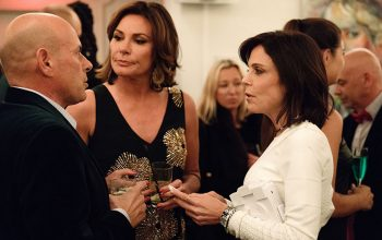 Real Housewives of New York City, Tom D'Agostino, Luann de Lesseps, Bethenny Frankel