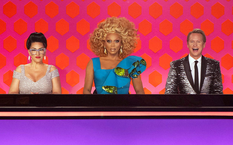 The RuPaul's Drag Race contract