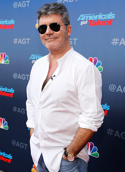 Simon Cowell, America's Got Talent season 13 auditions