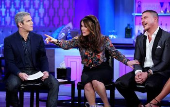 Vanderpump Rules season six reunion, Andy Cohen, Lisa Vanderpump, Jax Taylor