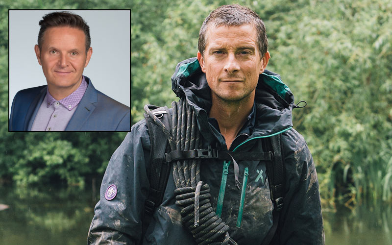 Mark Burnett, Bear Grylls, Eco-Challenge