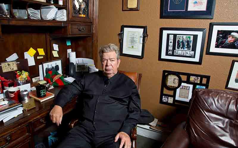 Pawn Stars The Old Man Richard Harrison