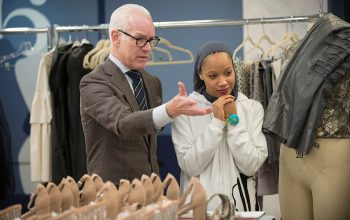 Project Runway, Tim Gunn, Ayana Ife