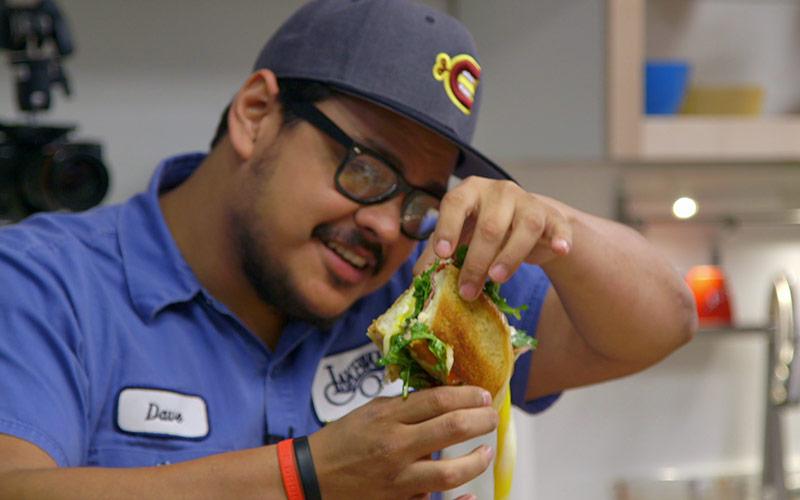 Ramon Rivas II, Cooking on High, Netflix