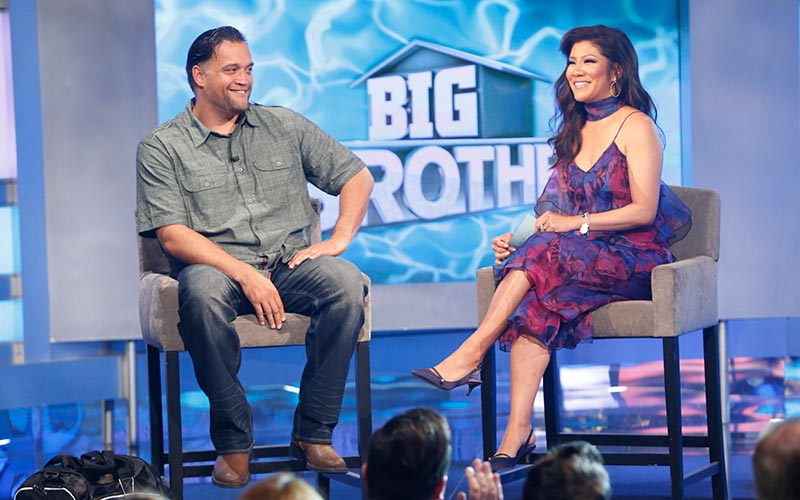 BB20, Steve Arienta, Julie Chen, Big Brother 20, Big Brother houseguest age