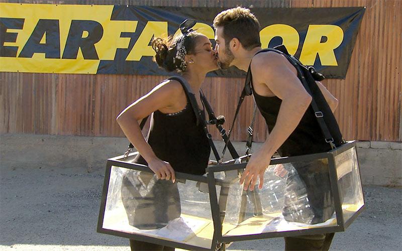 Celebrity Fear Factor, Rachel Lindsay, Bryan Abasolo
