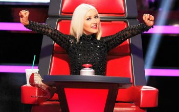 Christina Aguilera accuses The Voice—but of what, exactly?