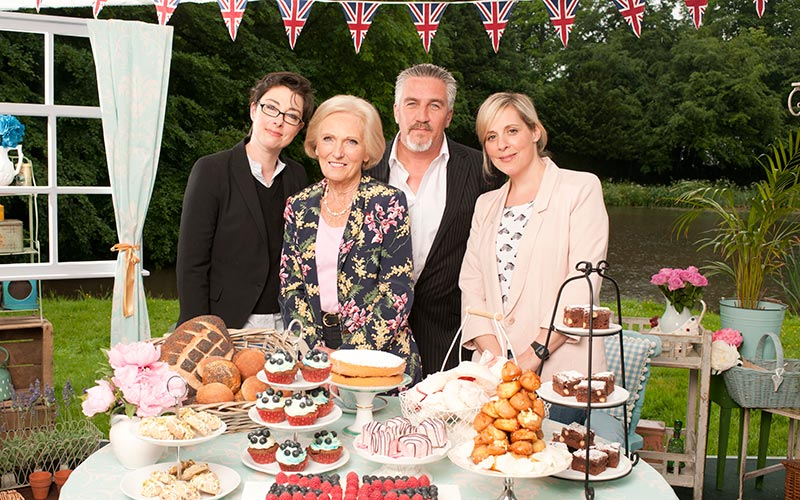 The Great British Baking Show, PBS, The Great British Bake-Off