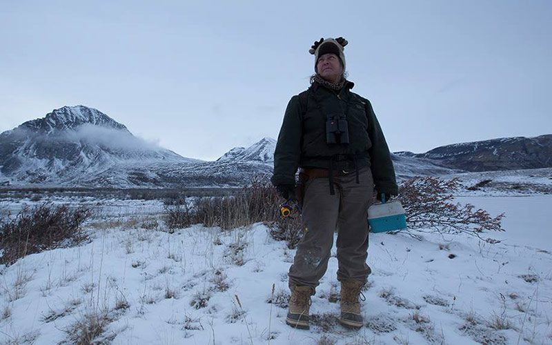 Life Below Zero season 11, Sue Aikens