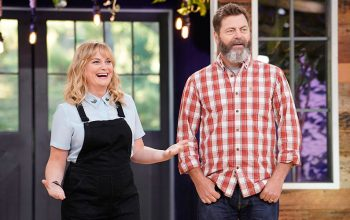 Making It turns Amy Poehler and Nick Offerman's charm and chemistry into wondrous reality TV
