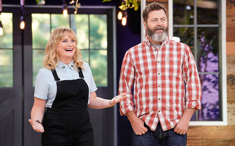 Making It, Amy Poehler, Nick Offerman