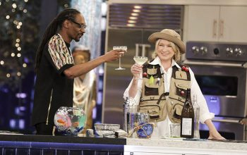 Snoop Dogg, Martha Stewart, Martha & Snoop's Potluck Dinner Party, VH1
