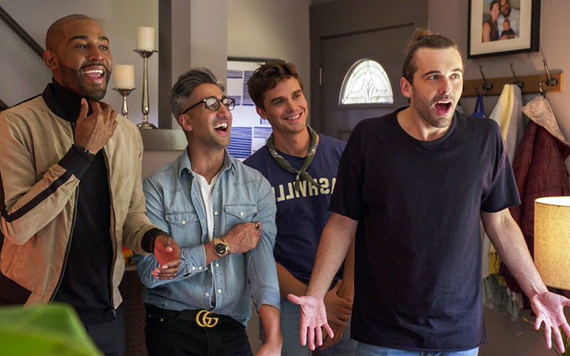 'Queer Eye' Renewed For Third Season By Netflix