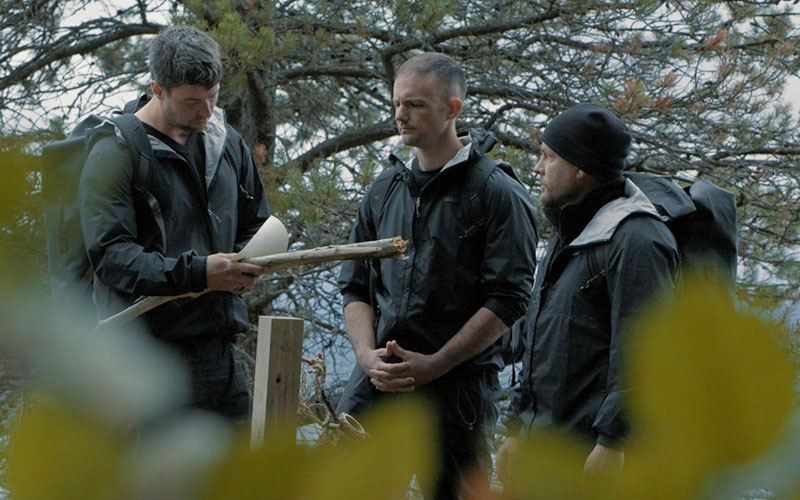 Ultimate Ninja Challenge, Discovery Channel