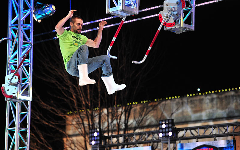 American Ninja Warrior, Chris Cambre