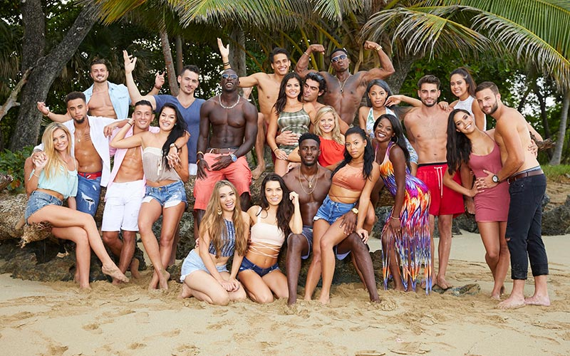 dating competition reality shows season 7 cast