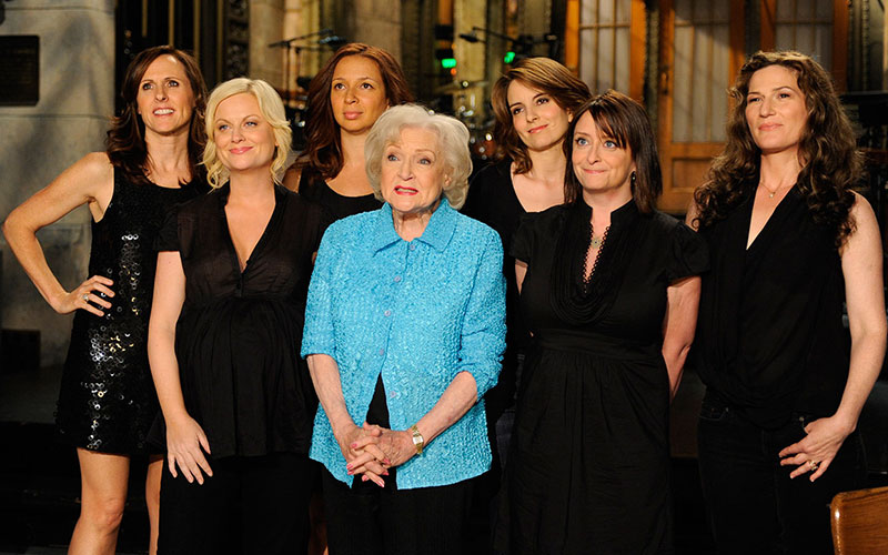 Betty White, Saturday Night Live