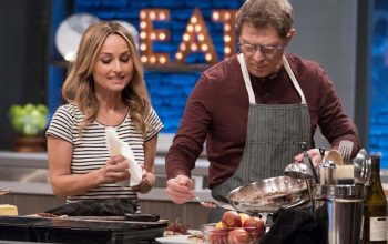 Giada De Laurentiis, Bobby Flay, Food Network Star
