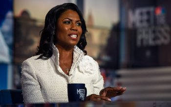 Omarosa Manigault Newman, Meet the Press, NBC