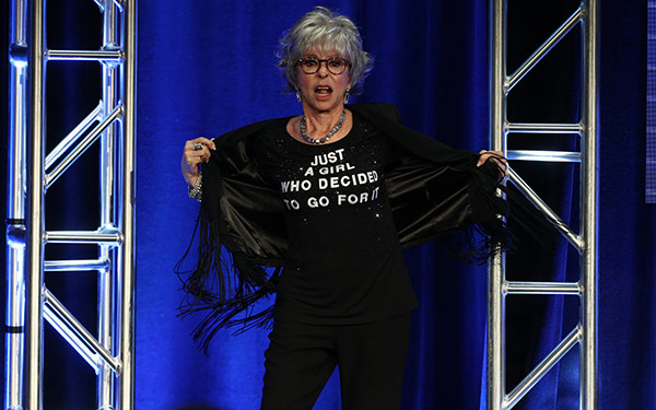 Rita Moreno, TCA Awards 2018