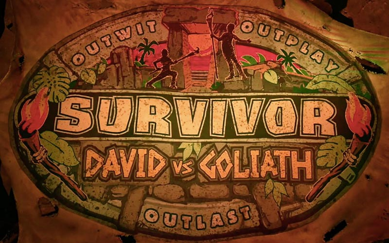 Survivor David vs. Goliath