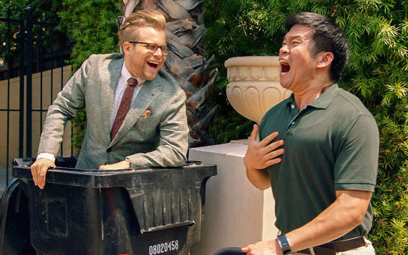 Adam Ruins Everything, Adam Conover