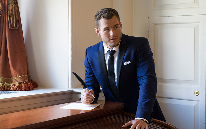 The Bachelor season 23 Colton Underwood