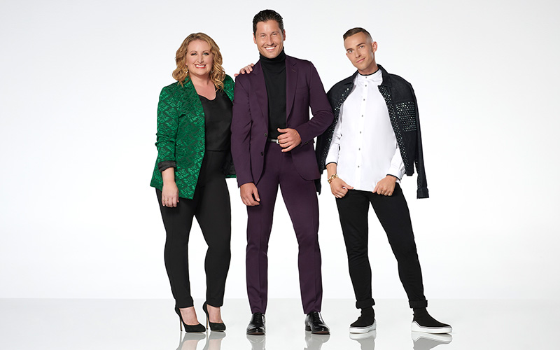 Dancing with the Stars Juniors judges