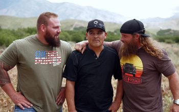 A family was harassed after their truck broke down. The Diesel Brothers offered help.