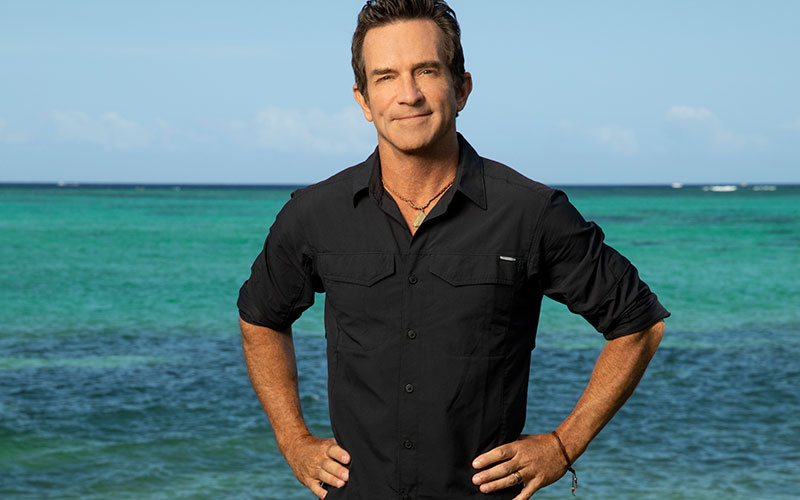 Jeff Probst, Survivor David vs. Goliath