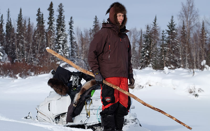 Life Below Zero season 11, Ricko DeWilde