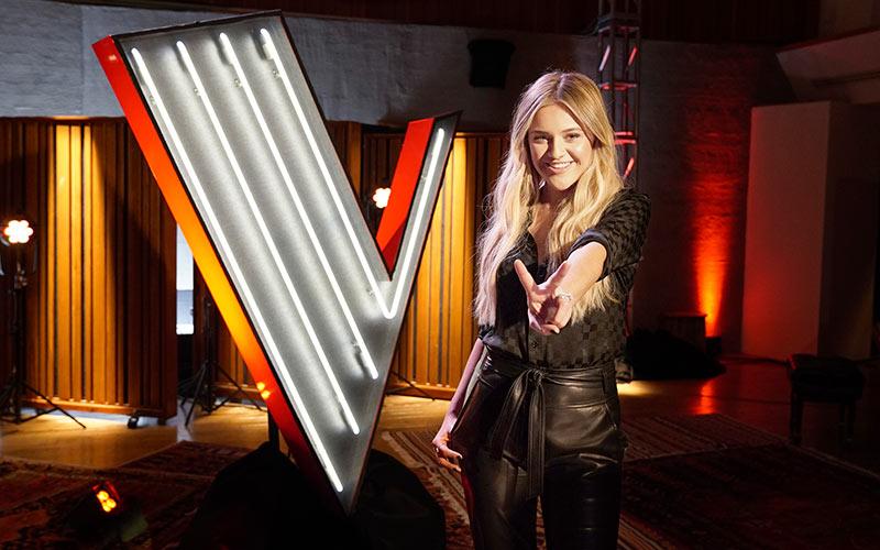 The Voice season 15 Comeback Stage mentor Kelsea Ballerini