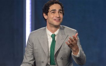 Zac Posen out of Project Runway, too
