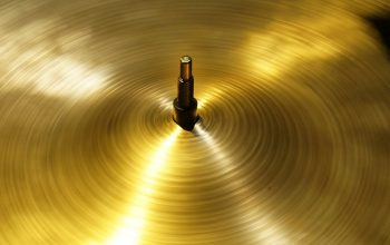 Bowed cymbal, reality TV sound effect