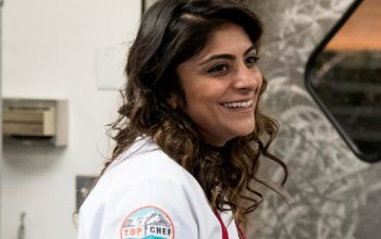 Fatima Ali, Top Chef Colorado, Restaurant Wars