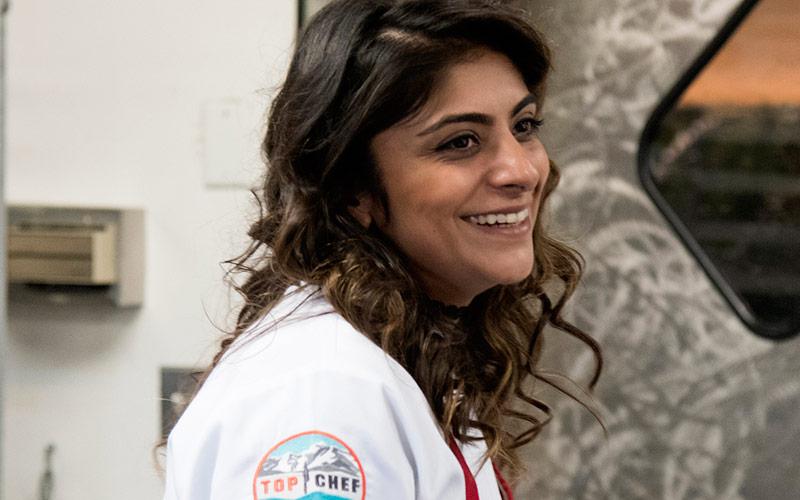 Fatima Ali, Top Chef Colorado, Restaurant Wars