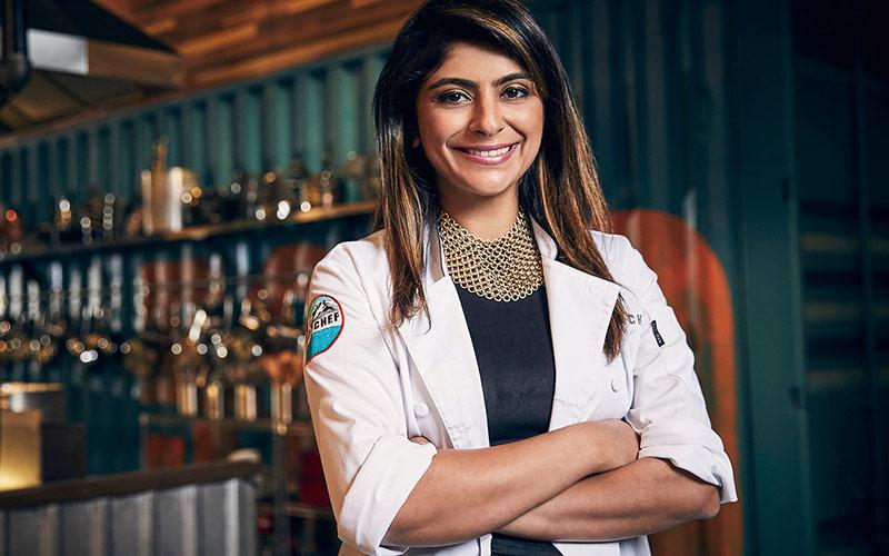 Fatima Ali, Top Chef Colorado