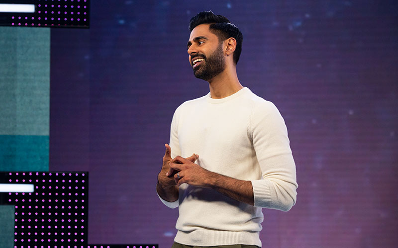 Hasan Minhaj, Patriot Act with Hasan Minhaj, Netflix