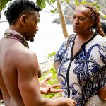 Jeremy Crawford and Natalie Cole on Survivor David vs. Goliath episode 3
